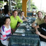 Loved Broken Arrow Restaurant in Iquitos! (same owner as the lodge)