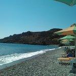 Spiaggia di ciotoli a ovest ( prendere la macchina)