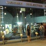 Projection Room, Omni-Theatre and Planetarium