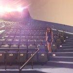 Seating in Omni-Theatre