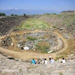 Afrodisia - Stadio
