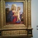 madonna con bambino...rinascimentale