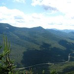 from Cannon mountain tower