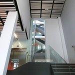 Treppenhaus mit Stil