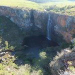 A little waterfall that was recommended by Wendel to visit. See for yourself