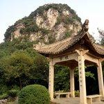 Long Tan Park, summer