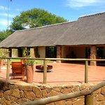 Lodge (Terrasse und Standard Suites)