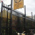 Butcher Shop Entrance