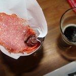 Butcher Shop Cold Cuts + Brooklyn Beer