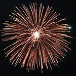 Fireworks were such fun