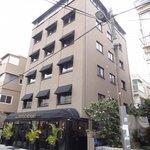 Hotel B from street