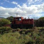 Train engine!