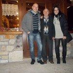 clienti con a centro Don Filippo