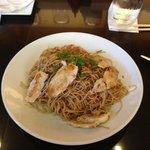 Garlic Noodles + Chicken