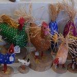 Oaxan chickens