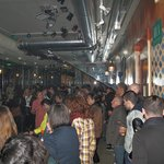 Bar during the concert