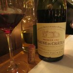Not usually a Burgundy fan - But this Domaine Bourchard Pere & Fils Premier Cru 2010 was perfect