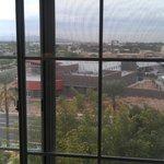 Вид с 7 этажа