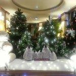Рождественское оформление