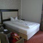 Zimmer 221 im Haupthaus