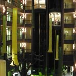 Atrium, looking toward elevators