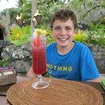 Mocktails for minors - Jake's Jungle Juice!