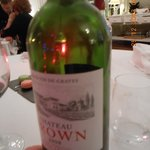 Undrinkable Chateau Brown 2008 with Residues