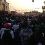 Christmas day in Banjul...