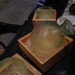 Sake presentation