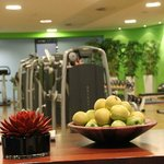 Gym - free apples!