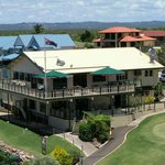 Mt Coolum Golf Clubhouse