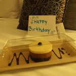 Surprise Cake from Hotel