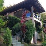 villas from below