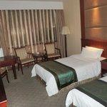 Chengdu Hotel room