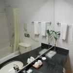 Chengdu Hotel bathroom