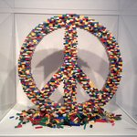 Lego peace sign!
