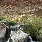 L'un des bassins des thermes de Puritama