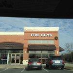 Five Guys Foto