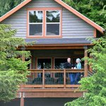 Photo de Chinook Shores Lodge