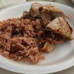 Rice & Chicken