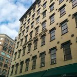 Cosmopolitan Hotel Tribeca, Chambers St View