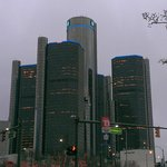 Renaissance Center Detroit