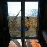 Venado room overlooks the ocean.