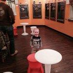 Kid tables. Madison st
