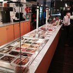 Tons of toppings. What do I get? Madison st.