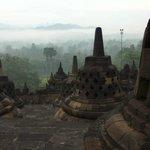 Borubudour Temple
