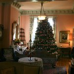 Christmas time at Camellia Inn