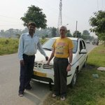 Dinesh and Me in Attiana.