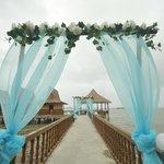 Bintan Spa Villa - Preparing for a wedding party