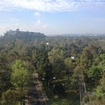 breathtaking view of Chapultepec